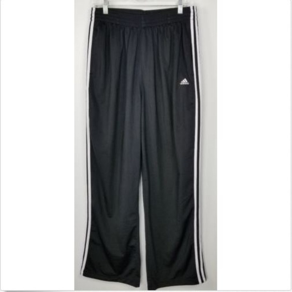 adidas fleece pants xl